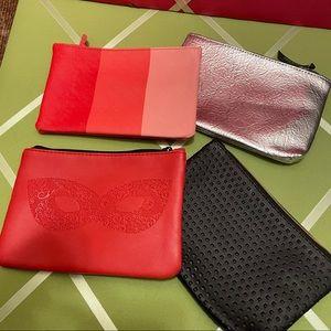 BUNDLE- Ipsy Bags (4)